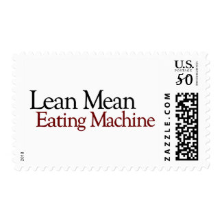 Lean Mean Eating Machine Postage