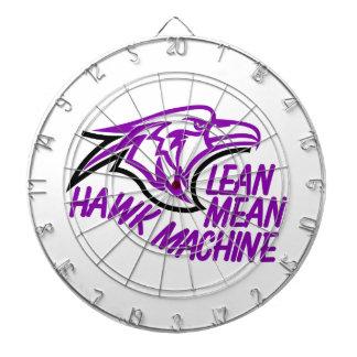 Lean Mean Hawk Machine Dart Boards