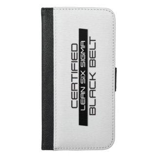 Lean Six Sigma Black Belt iPhone 6/6s Plus Case