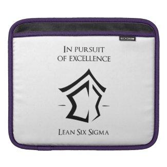 Lean Six Sigma I Pad Case