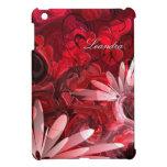 Leandra - Hearts And Flowers - customize it - iPad Mini Covers
