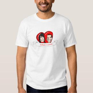 Leandro e Fabiana Tee Shirt