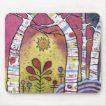 """Leaning into Starlight Mousepad - 9.25"""" x 7.75"""""""