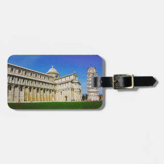 Leaning tower in Pisa Bag Tag