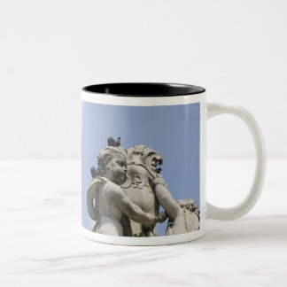 Leaning Tower of Pisa and Statue Italy Mugs