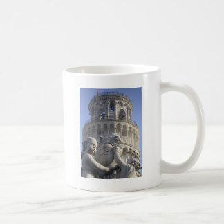 Leaning Tower of Pisa Coffee Mugs