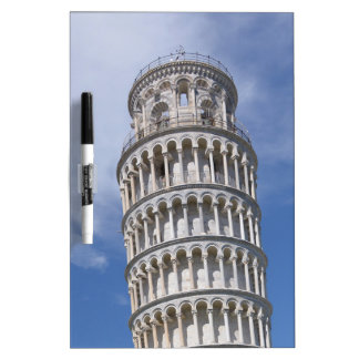 Leaning Tower of Pisa Dry-Erase Board