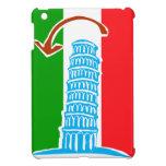Leaning Tower of Pisa iPad Mini Cases