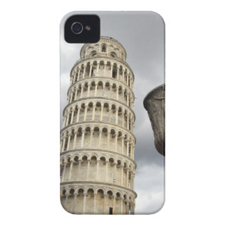 Leaning tower of Pisa iPhone 4 Case-Mate Case