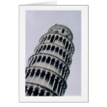 Leaning Tower of Pisa, Italy Card
