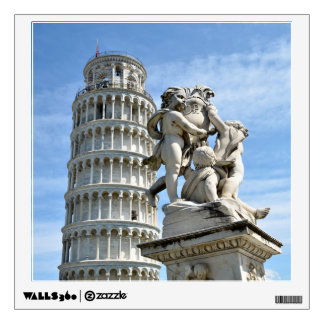 Leaning tower of Pisa, Italy Wall Sticker