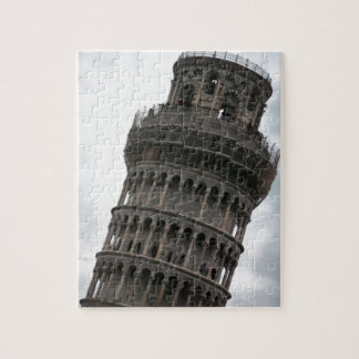 Leaning Tower of Pisa Jigsaw Puzzle