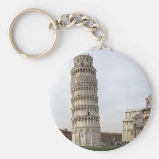 Leaning Tower of Pisa keychain