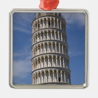 Leaning Tower of Pisa Metal Ornament