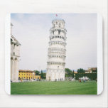Leaning Tower of Pisa Mouse Pads