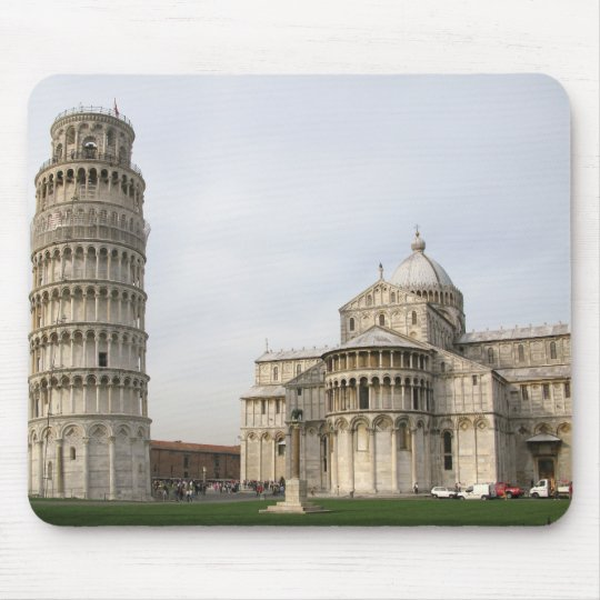Leaning Tower of Pisa  mouspad Mouse Pad