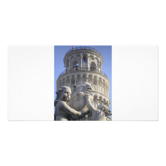 Leaning Tower of Pisa Photo Cards