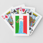 Leaning Tower of Pisa Poker Cards