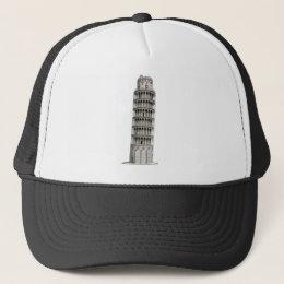 Leaning Tower of Pisa: Trucker Hat