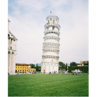 Leaning Tower  Photo Sculpture