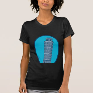 Leaning Tower T-shirts