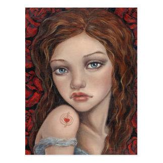 Leannan Sidhe Postcard