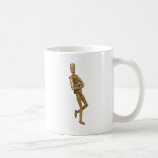 LeanOnWall013110 Coffee Mug