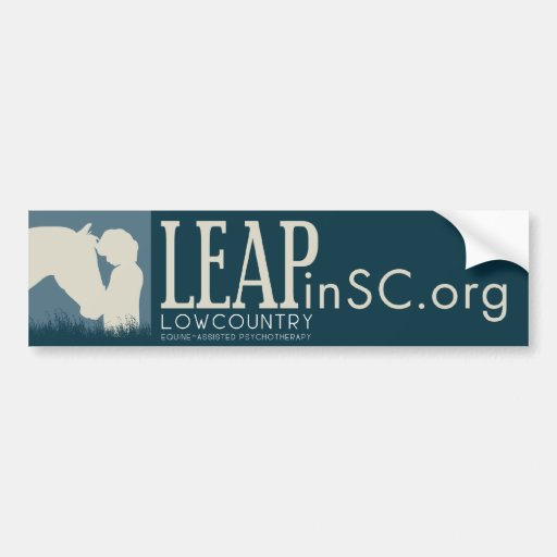 LEAP Bumper Sticker