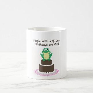 Leap Day Birthday Mug