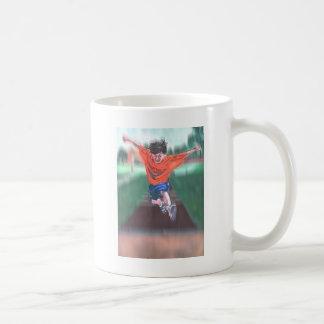 leap edited.jpg classic white coffee mug