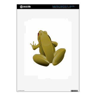 Leap Frog Decals For iPad 3