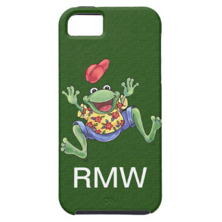 Leap Frog iPhone5 Case - SRF