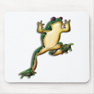 Leap Frog Mouse Pad