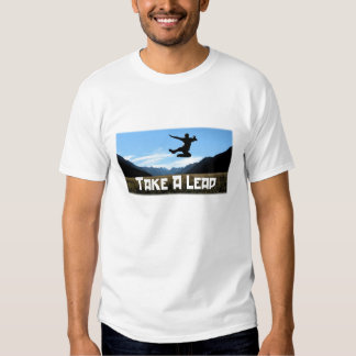 LEAP GEAR - Take a Leap T-shirts