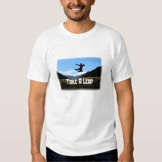 LEAP GEAR - Take a Leap Tee Shirt