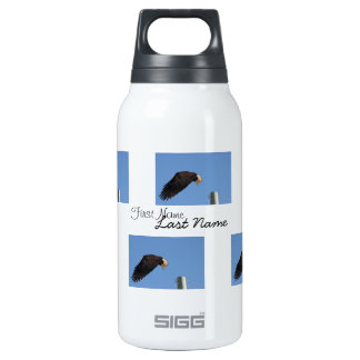 Leap of Faith; Customizable Insulated Water Bottle