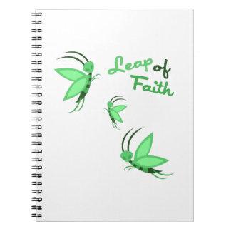 Leap of Faith Notebooks
