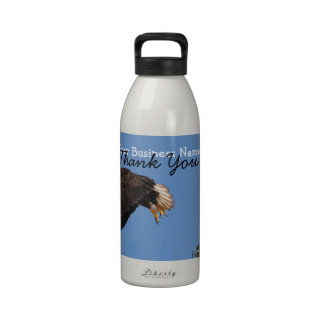 Leap of Faith; Promotional Water Bottles