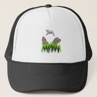 LEAP OF FAITH TRUCKER HAT