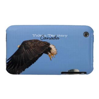 Leap of Faith; Yukon Territory Souvenir Case-Mate iPhone 3 Cases