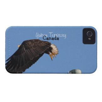Leap of Faith; Yukon Territory Souvenir iPhone 4 Case-Mate Cases