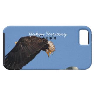 Leap of Faith; Yukon Territory Souvenir iPhone SE/5/5s Case