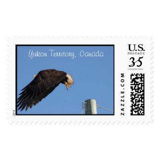 Leap of Faith; Yukon Territory Souvenir Postage