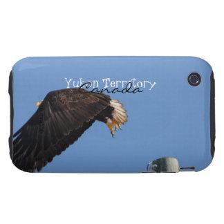 Leap of Faith; Yukon Territory Souvenir Tough iPhone 3 Case