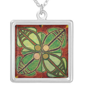 """""""Leap"""" (painting) Necklace"""