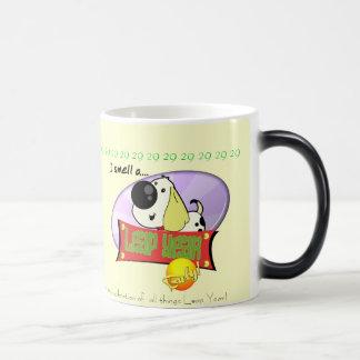 Leap Year Baby Celebration Mug