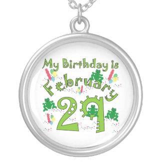 Leap Year Birthday Jewelry
