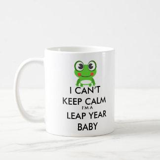 Leap Year/ Leap Day Baby Coffee Mug