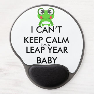 Leap Year/ Leap Day Baby Mousepad Gel Mouse Pad
