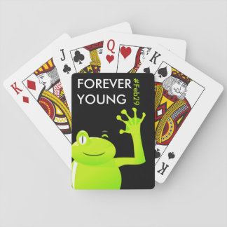 Leap Year/ Leap Day Baby Playing Cards